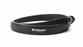 Artisan & Artist Artisan & Artist ACAM 255A leather camera strap - black