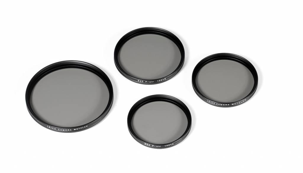 Leica CP Filter, E72, black
