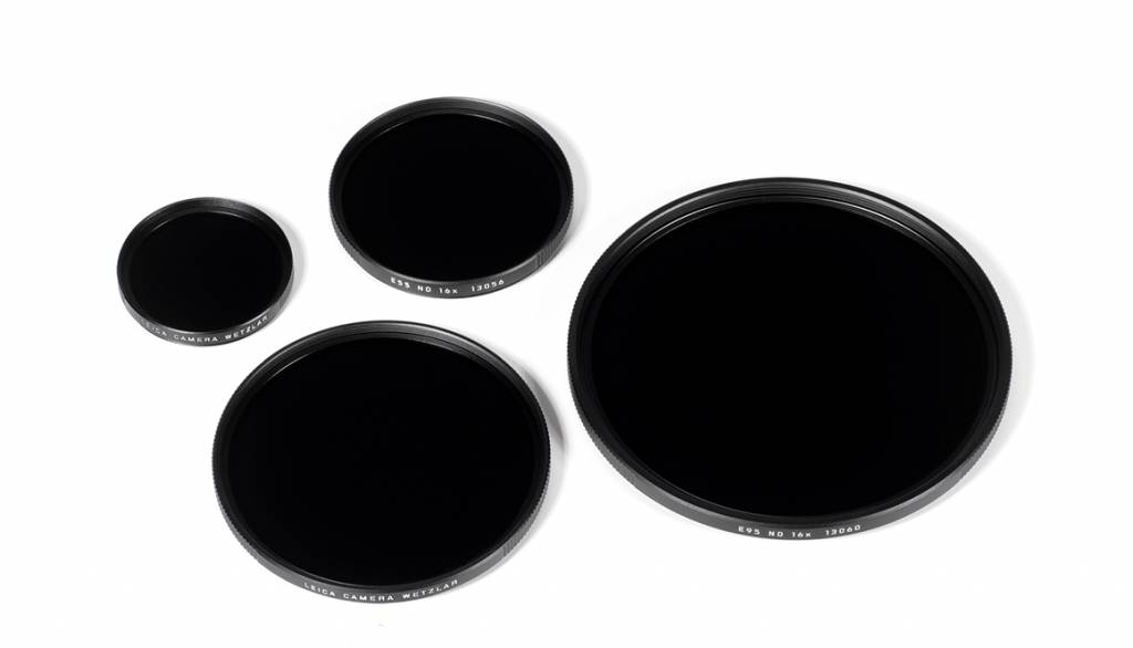 Leica ND Filter 16x, E72, black
