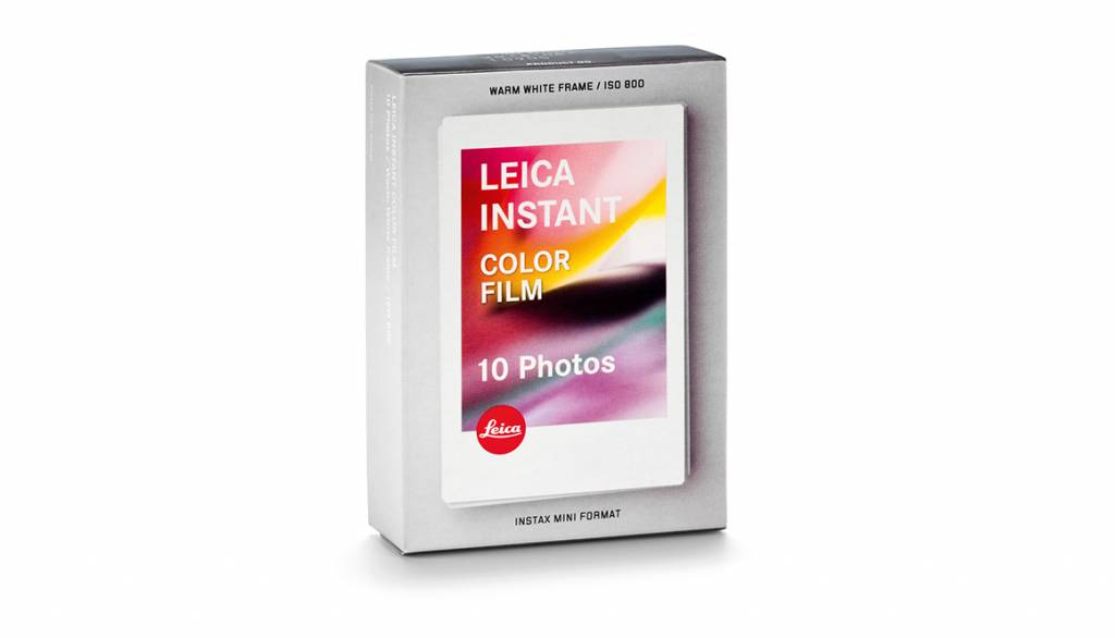 Leica SOFORT color film pack (10 images)