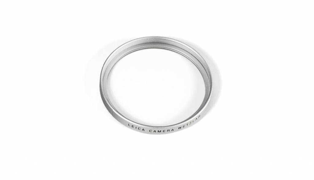Leica UVa ll Filter, E60, silver