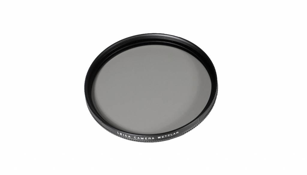 Leica CP Filter, E82, black