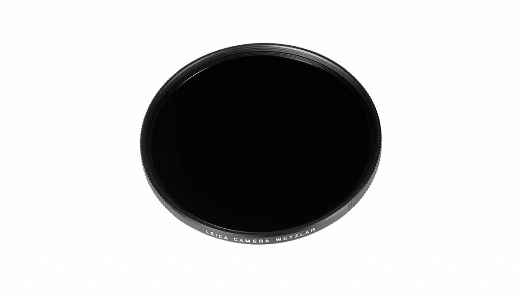 Leica ND Filter 16x, E82, black
