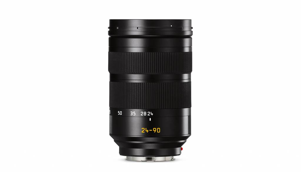 Leica VARIO-ELMARIT-SL 24-90mm f/2.8-4  ASPH., black