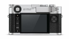 Leica Leica Thumb support, M10, silver