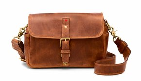 ONA ONA Bowery for Leica, leather, antique cognac