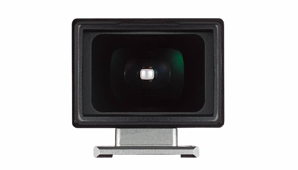 Leica Bright Line Finder M 18mm Lenses, black