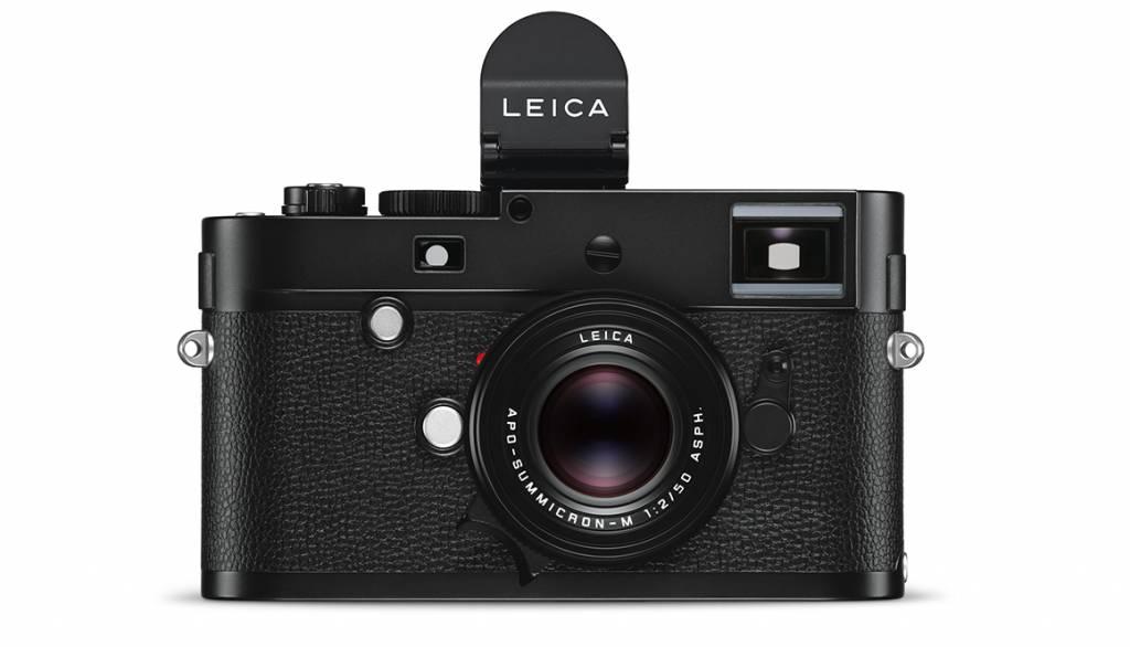 Leica M Monochrom (Typ 246), black