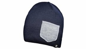 COOPH COOPH Beanie WINTER, navy/gray
