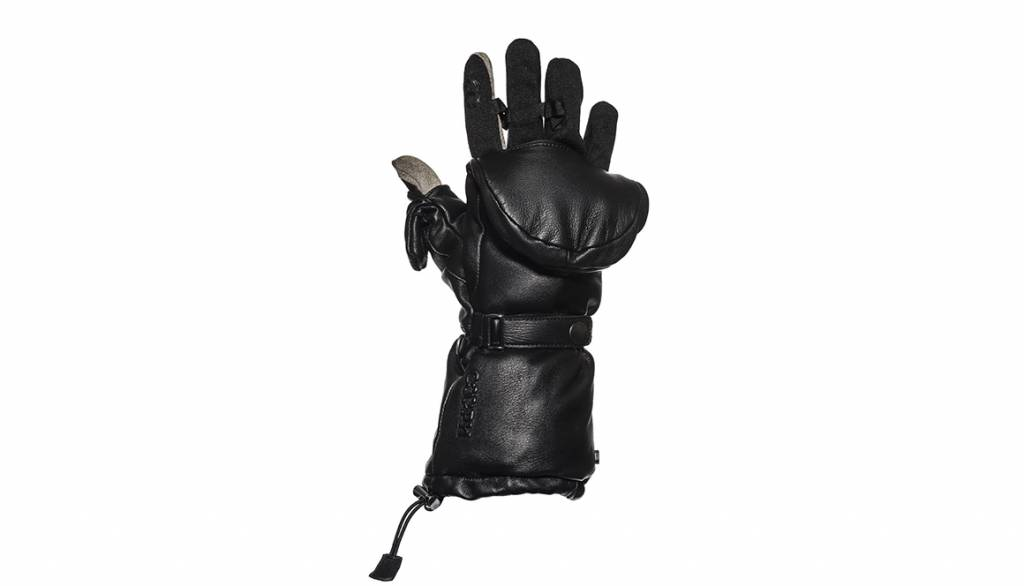 COOPH Photo gloves ULTIMATE, black, XXL