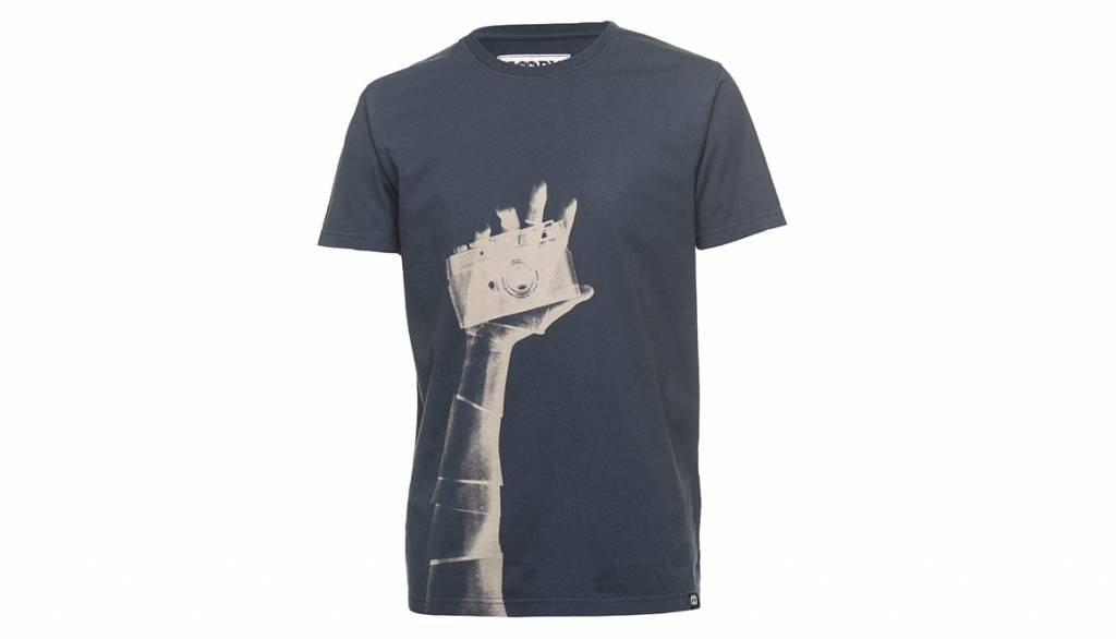COOPH T-Shirt SNAPOGRAPHER, blue, M