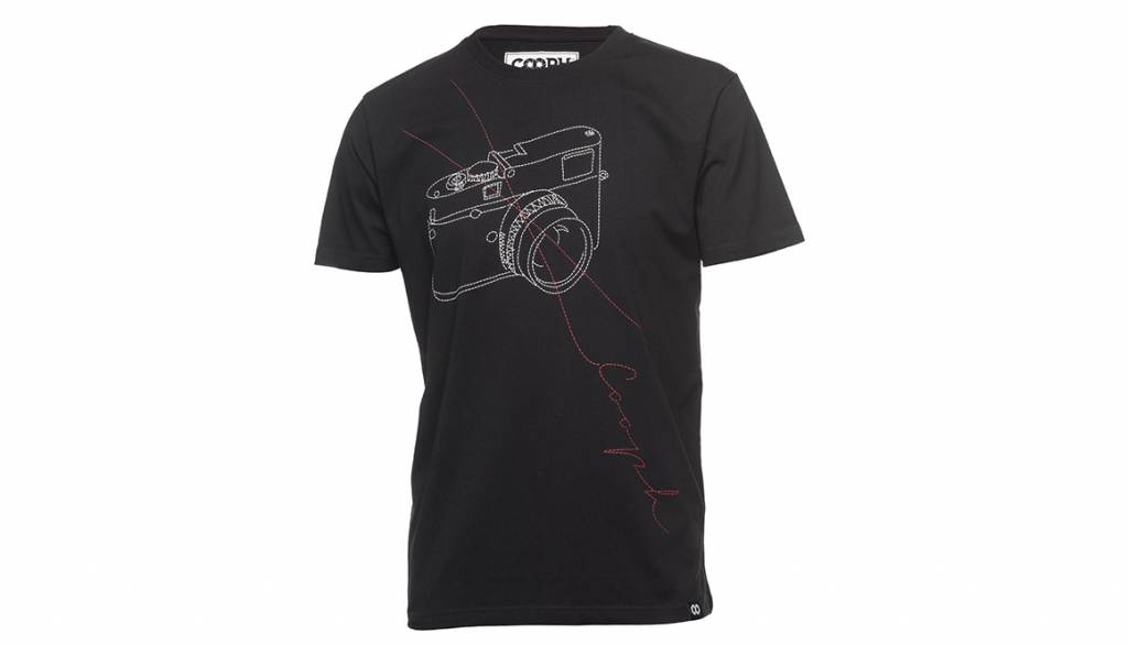 COOPH T-Shirt STITCHCAM, black, XL