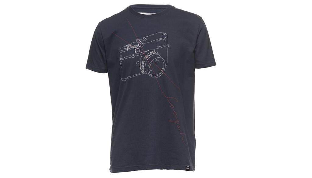 COOPH T-Shirt STITCHCAM, blue, XL