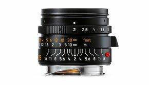 Leica Leica SUMMICRON-M 28mm f/2 ASPH., black