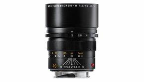 Leica Leica APO-SUMMICRON-M 90mm f/2 ASPH., black