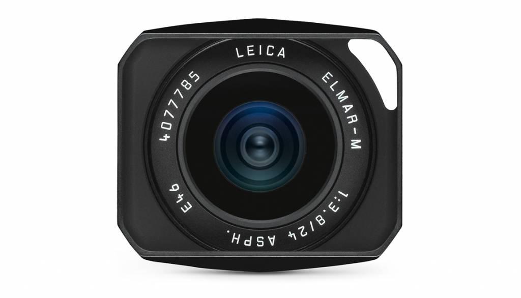Leica ELMAR-M 24mm f/3.8 ASPH., black
