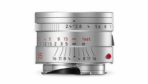 Leica Leica SUMMARIT-M 35mm f/2.4 ASPH., silver