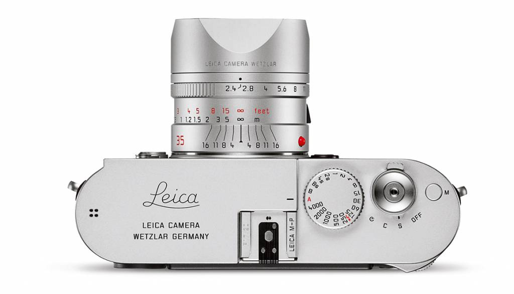 Leica SUMMARIT-M 35mm f/2.4 ASPH., silver