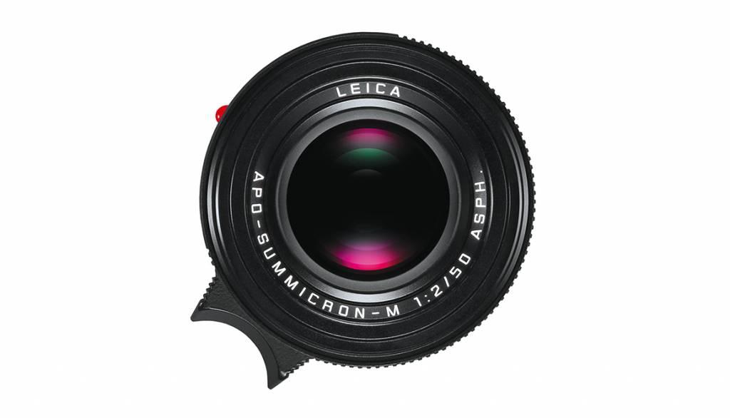 Leica APO-SUMMICRON-M 50mm f/2 ASPH., black