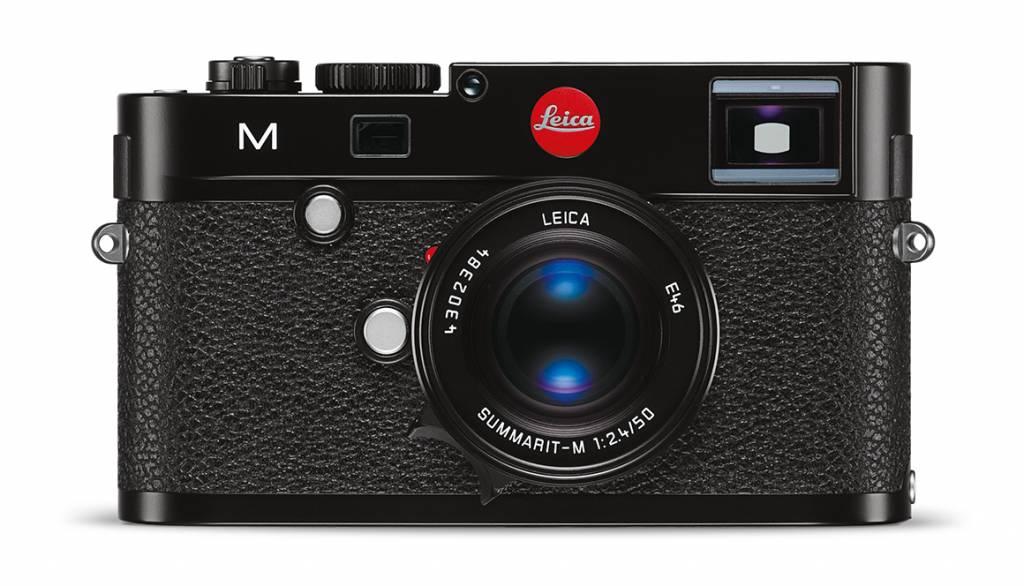 Leica SUMMARIT-M 50mm f/2.4, black