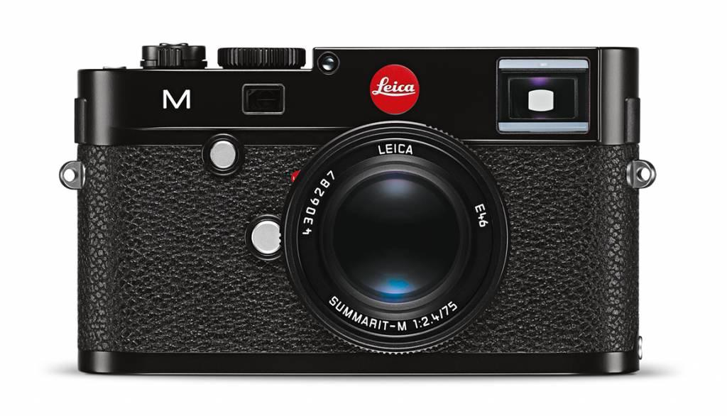 Leica SUMMARIT-M 75mm f/2.4, black