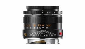 Leica Leica MACRO-ELMAR-M 90mm f/4, black