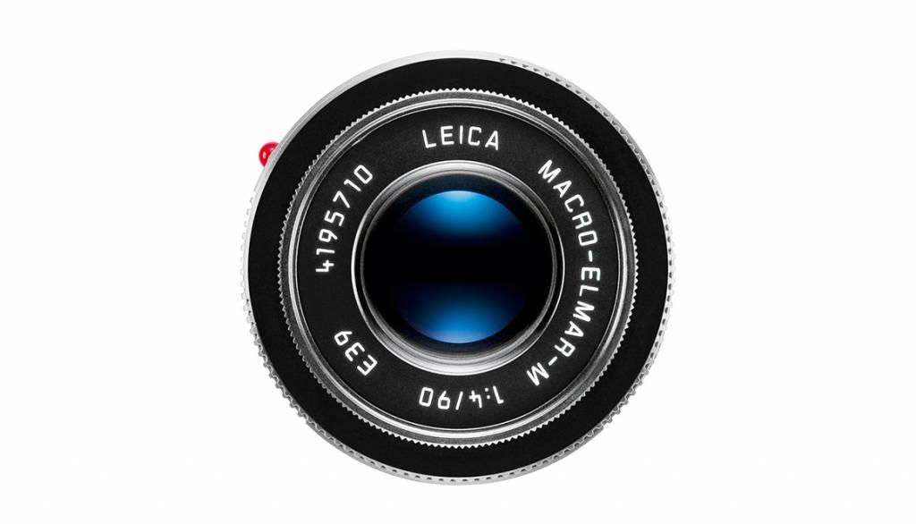 Leica MACRO-ELMAR-M 90mm f/4, black