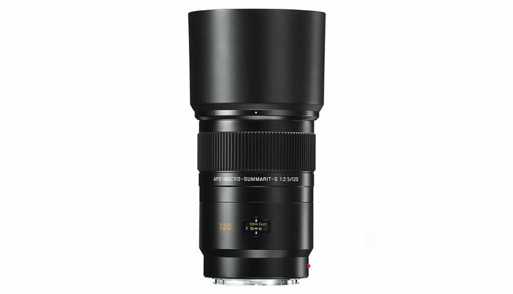 Leica APO-MACRO-SUMMARIT-S 120mm /f2.5