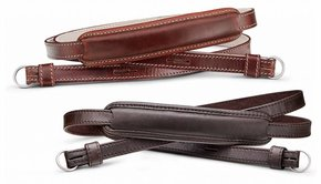 Leica Leica Carrying Strap, M / Q / X-system, leather, darkbrown