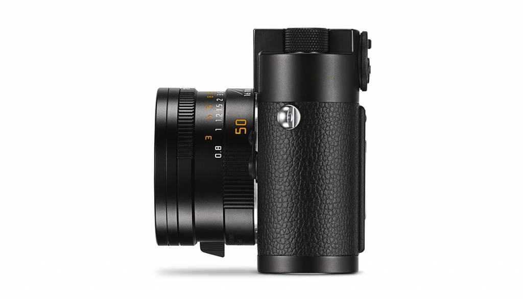 Leica M-A (Typ 127), black
