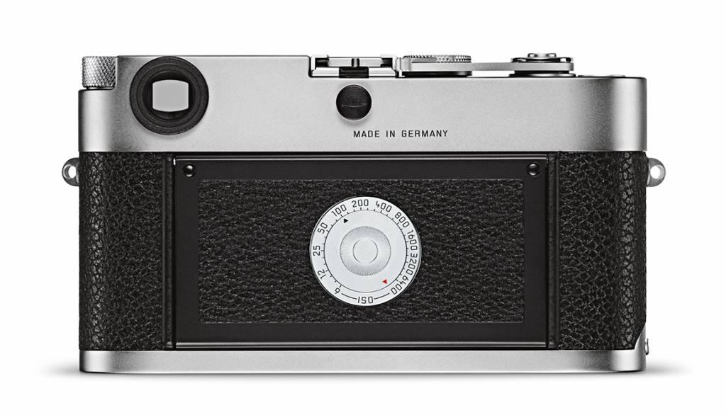 Leica M-A (Typ 127), silver