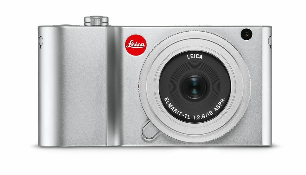 Leica ELMARIT-TL 18mm f/2.8 ASPH., silver