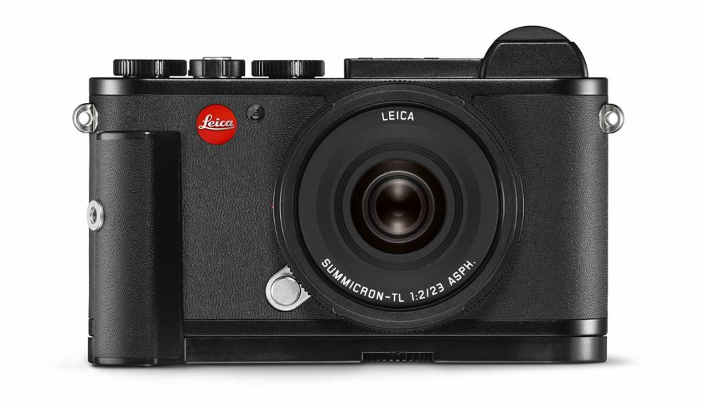 Leica Handgrip, CL, black