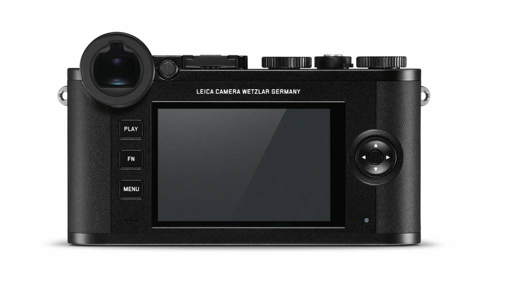 Leica CL, black