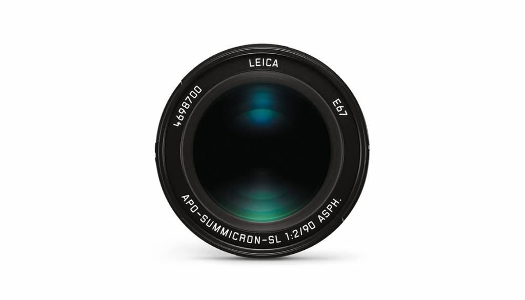 Leica APO SUMMICRON-SL 90mm f/2 ASPH., black
