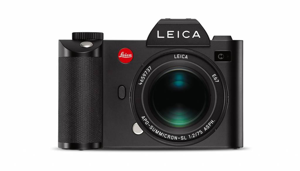 Leica APO SUMMICRON-SL 75mm f/2 ASPH., black