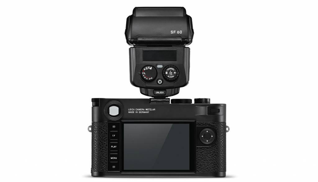 Leica SF 60 Flash, black