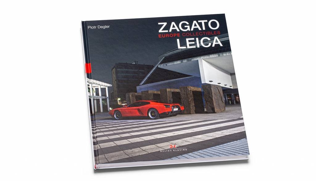 Leica and Zagato-Europe Collectibles
