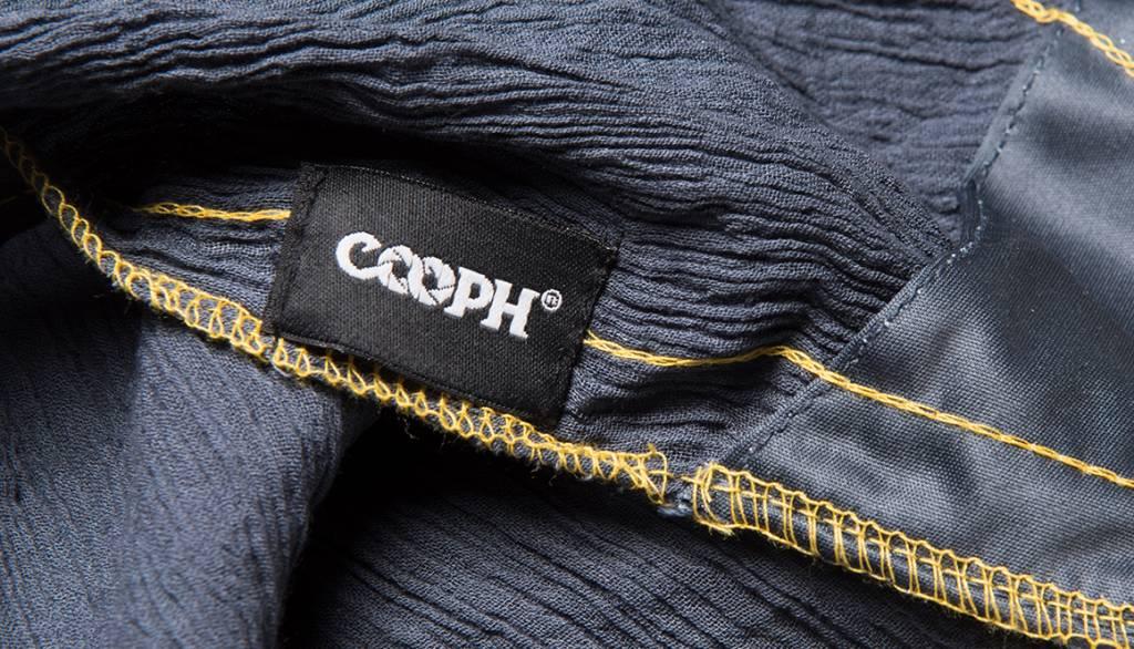 COOPH Scarf ORIGINAL, navy