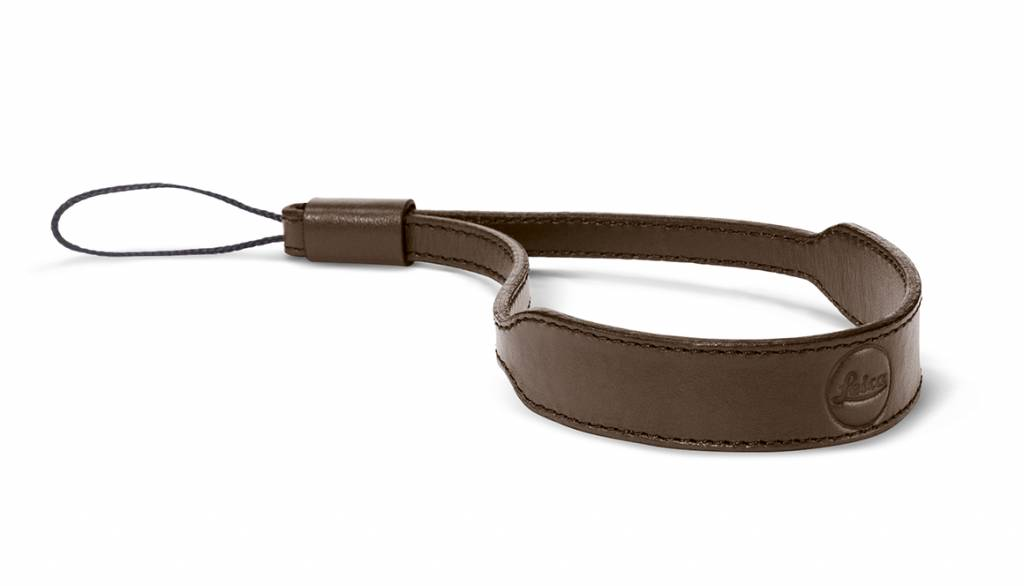 Leica Wrist Strap, C-LUX, leather, taupe
