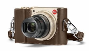 Leica Leica Protector, C-LUX, leather, taupe