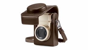 Leica Leica Case, C-LUX, leather, taupe