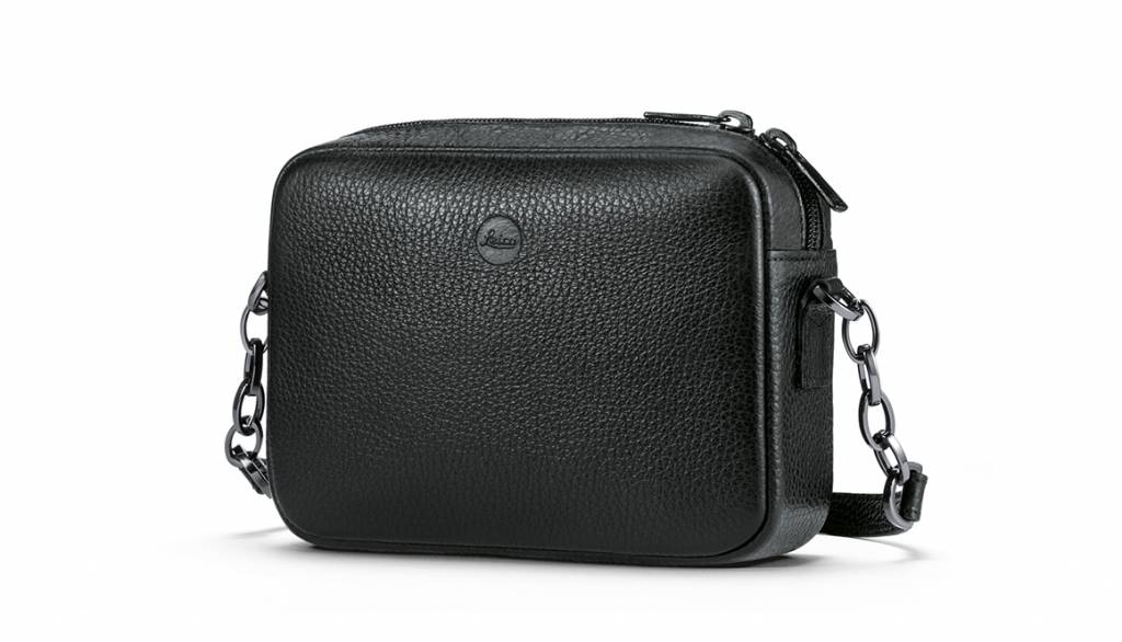 Leica Bag Andrea, C-LUX, leather, black