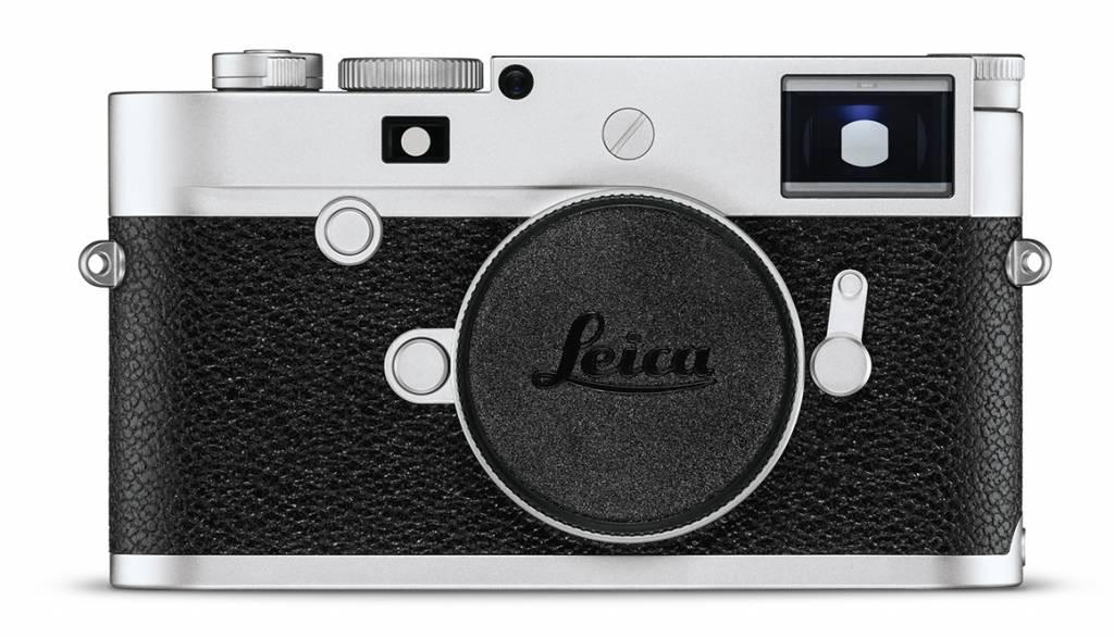 Leica M10-P, silver