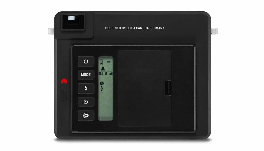 Leica SOFORT, black