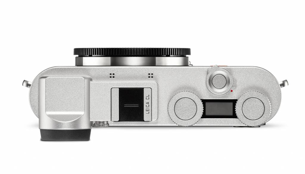 Leica CL, silver