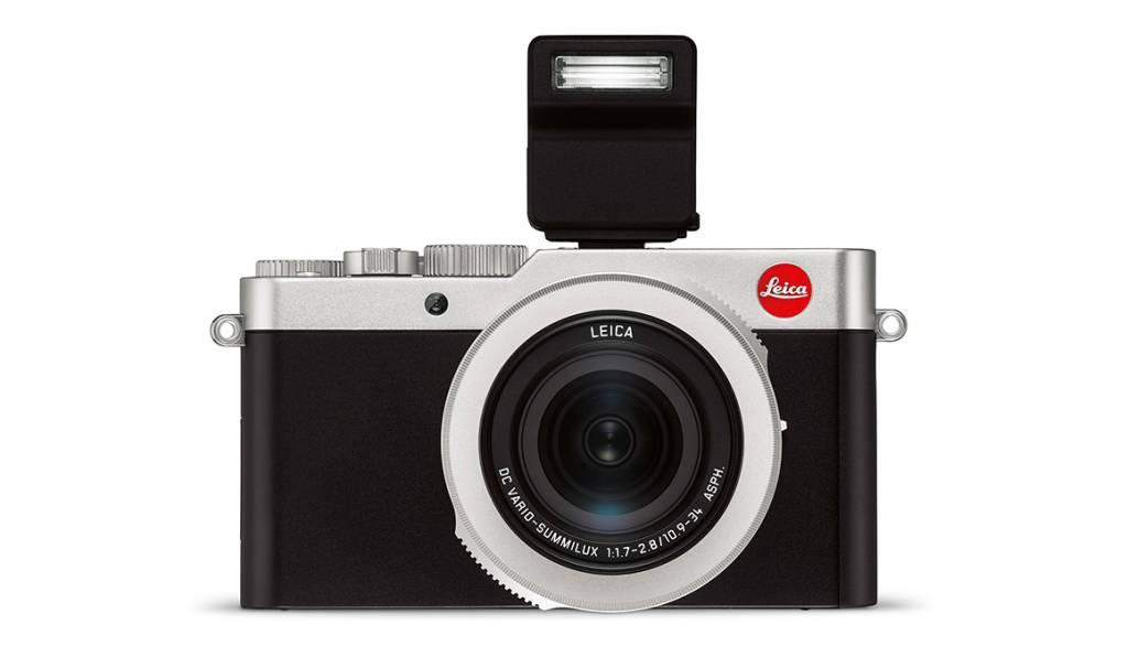 Leica D-LUX 7, Silver