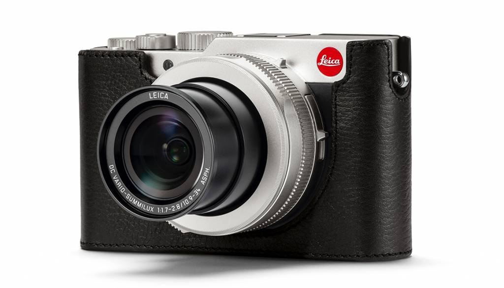 Leica Protector, D-LUX 7, leather, black