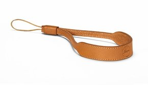 Leica Leica Wrist Strap, D-Lux 7/Q2, leather, brown