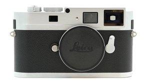 Leica Leica M Monochrom CCD, silver chrome,  Ex-Demo
